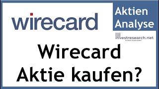 Wirecard Aktie: Führender Zahlungsabwickler und Zahlungsanbieter