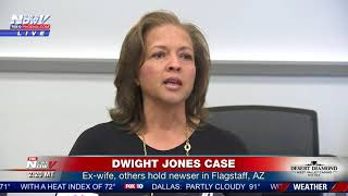 CONNIE JONES: Ex-wife of man who killed 6, self speaks in Flagstaff, AZ (FNN)