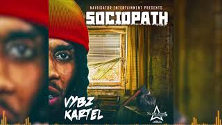 Vybz Kartel - Sociopath (Official Audio)