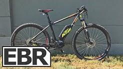 KTM Macina Force 29 10 CX4 Video Review - Hardtail 29er Electric Bike