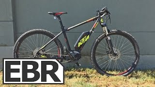 KTM Macina Force 29 10 CX4 Video Review - Hardtail 29er Electric Bike