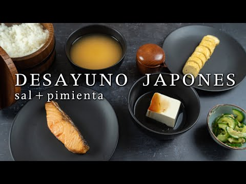 Receta Desayuno Japonés Tradicional   Cocina Japonesa