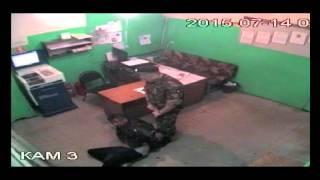 Избиение задержанного полицейским в Нижнем Новгороде