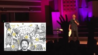 "Costel Stand-up Comedy - ""Bucuresti"" (show integral)"