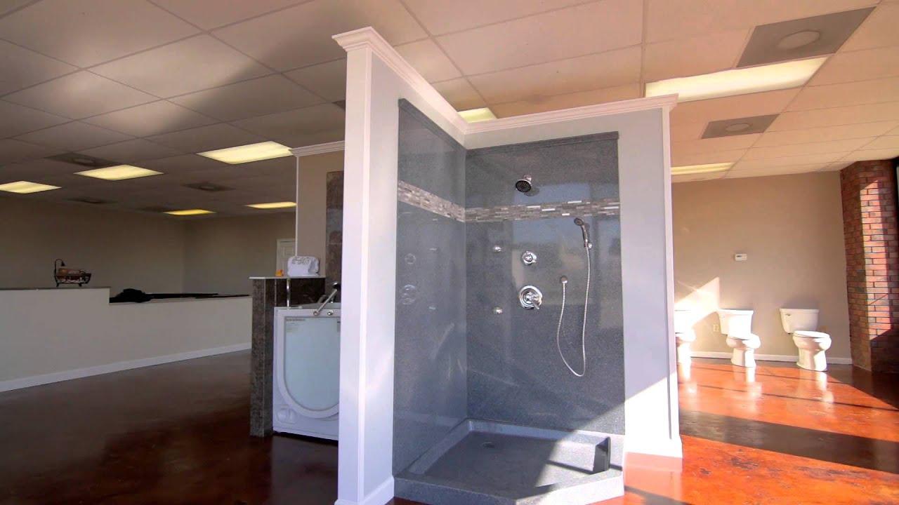 TubToShower Conversions ReBath Of Arkansas Northwest Arkansas - Bathroom remodel jonesboro ar