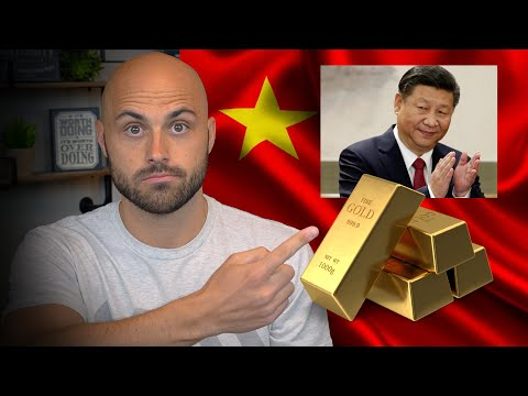 MASSIVE Gold Flows into China from Switzerland