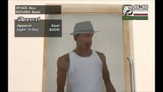 Grand Theft Auto: San Andreas: Tutorial - How To Look Fancy