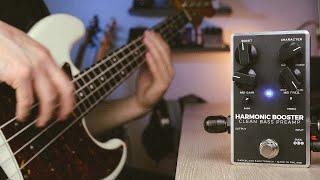 Harmonic Booster Demo by Chris Kollias