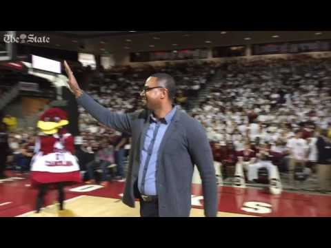 South Carolina 1997 SEC title team honored
