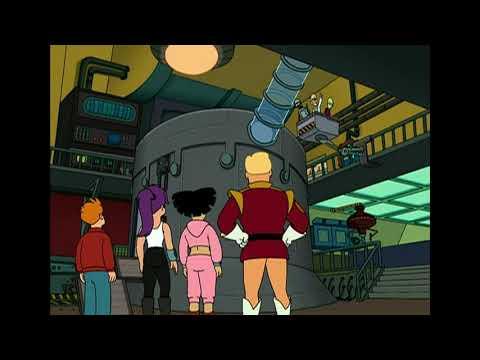 Futurama ITA - Bender Chiede Un Test!