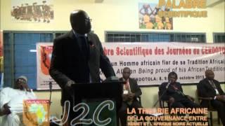 Une théorie africaine de la gouvernance (1ère partie)