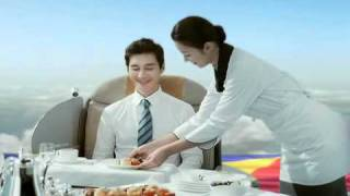 Asiana Airlines global TV Commercial 2011