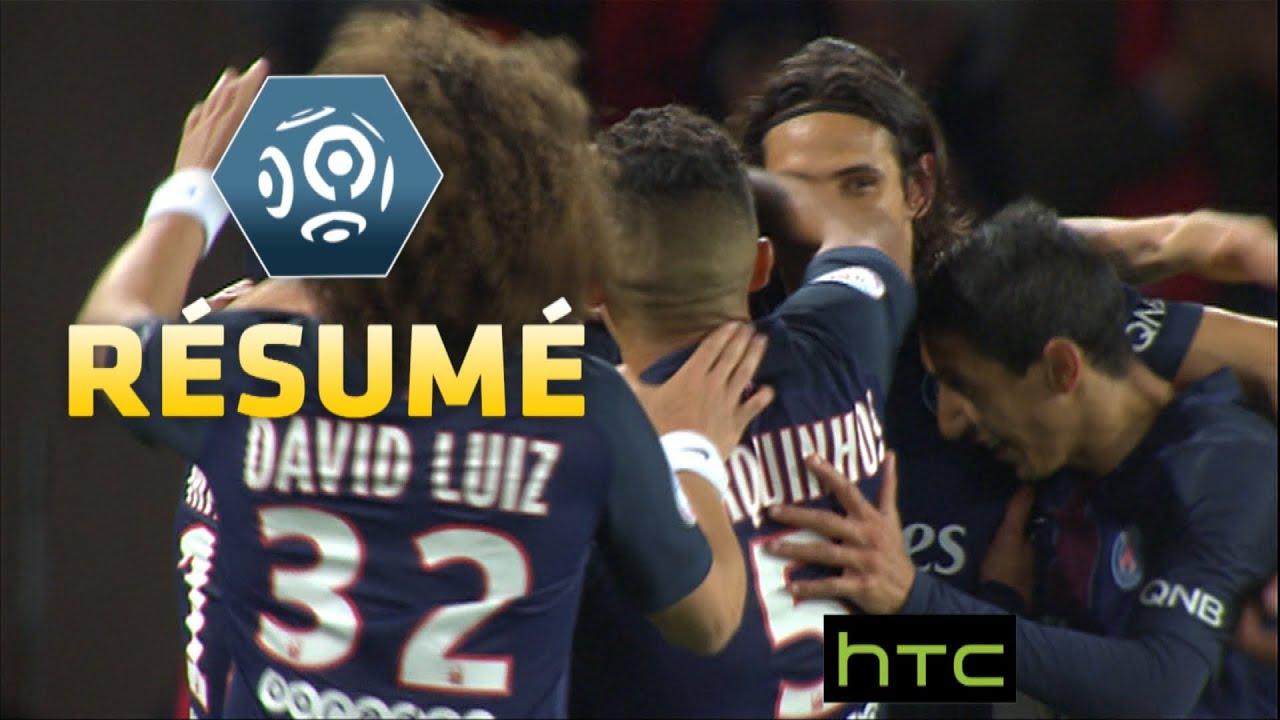 Résumé de la 38ème journée - Ligue 1 / 2015-16