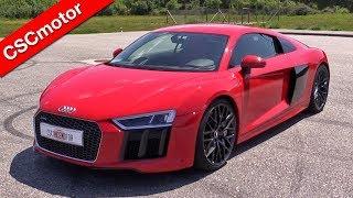 Audi R8 V10 - 2016 | Revisión en profundidad y encendido