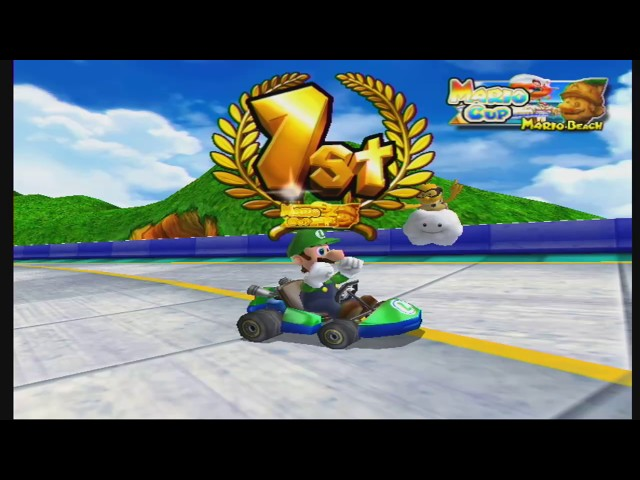 Let's a Play: Mario Kart Arcade GP - Part 1