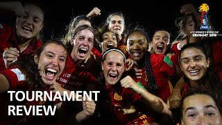 Voices of the FIFA U17 Women