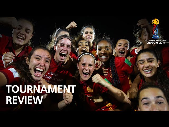 Voices of the FIFA U17 Women's World Cup 2018