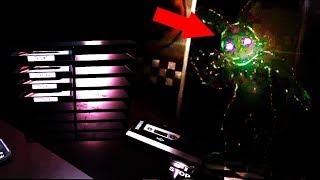 NEW SECRET PHANTOM ANIMATRONIC!? + HIDDEN LORE | FNAF VR: Help Wanted #3