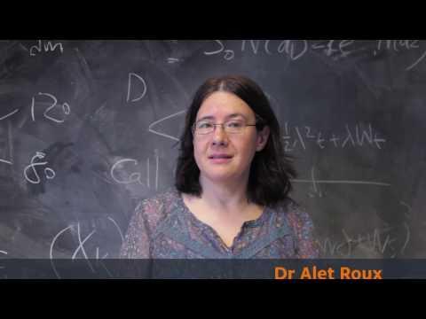 MSc Mathematical Finance at the University of York