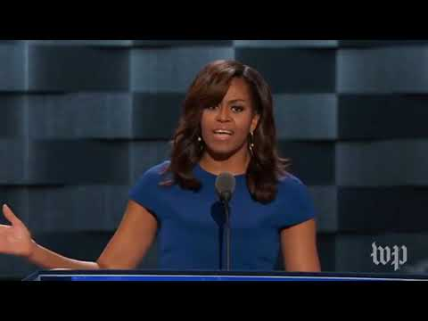 Transcript  Read Michelle Obama's full speech from the 2016 DNC   The Washington Post