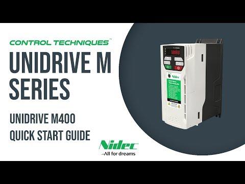 Unidrive M Training Series