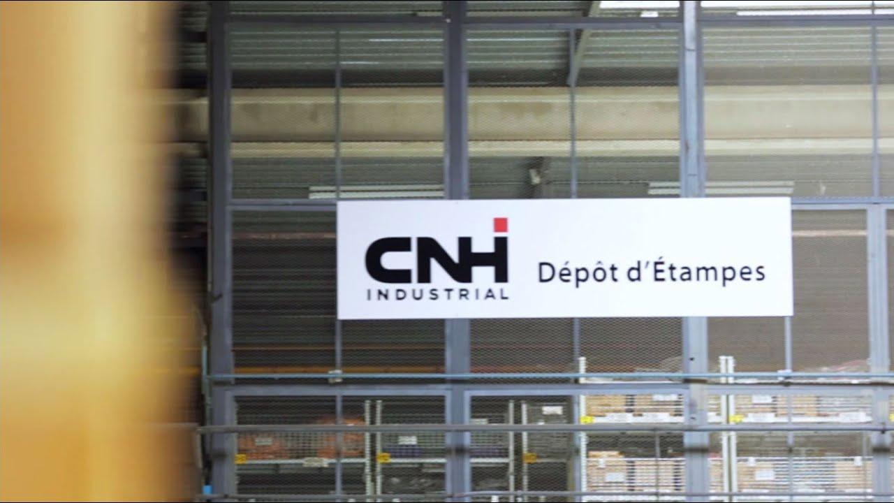 Cnh Industrial Etampes Platform