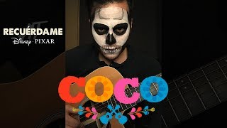 Recuérdame - Coco (Alfonso Terán cover) YouTube Videos