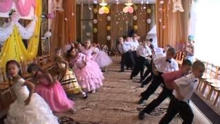 'Мы лучшие' танец в детском саду