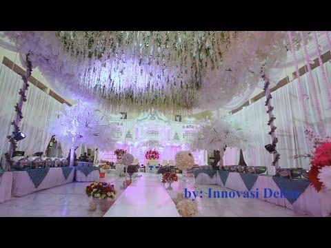 INNOVASI DEKOR WEDDING VENUE ASRAMA HAJI BEKASI
