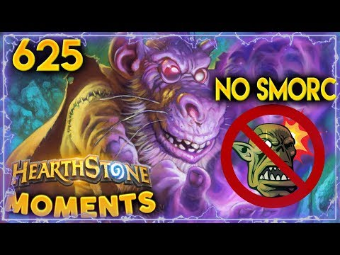 Infinite Taunt Combo?? No SMORC Allowed!  Hearthstone Daily Moments Ep 625