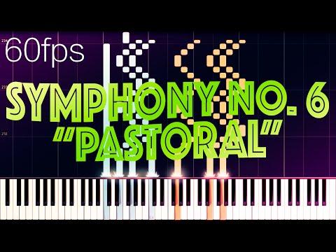 "Symphony No. 6 ""Pastoral"" (Arr. LISZT) // BEETHOVEN"