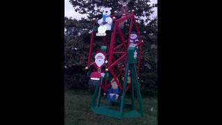 The Winfield Collection - Christmas Ferris Wheel