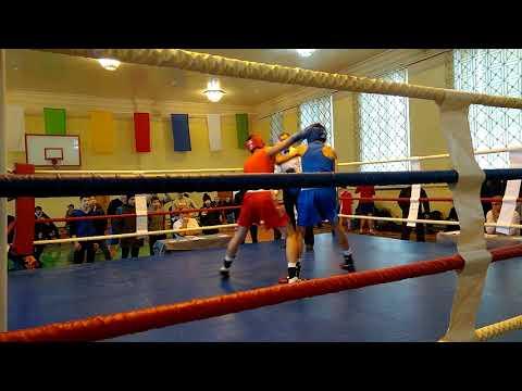Айгузин Антон - Шакиров Мурад, 56 кг, финал турнира им. Ферина, 26.11.2017
