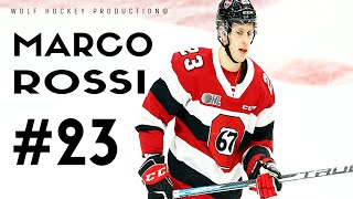 The Best Of Marco Rossi | Hockey Highlights | HD