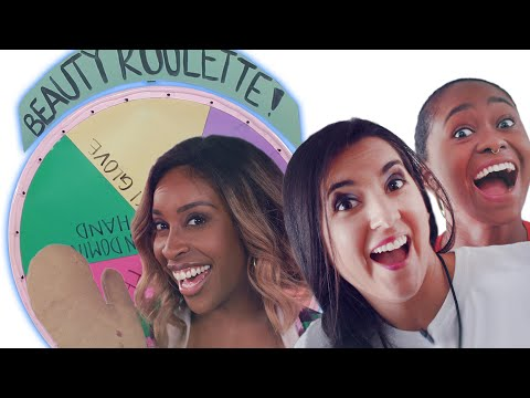 Thumbnail: We Tried The Silly Hands Makeup Challenge Ft. Jackie Aina
