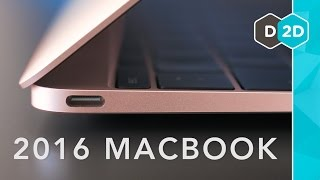 2016 Macbook Review - Get the Old One!