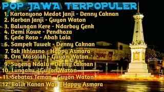 Kumpulan Lagu Pop Jawa Terpopuler    Korban Janji & Guyon Waton