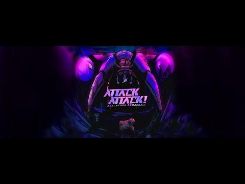 Attack Attack! - Brachyura Bombshell (Official Video)