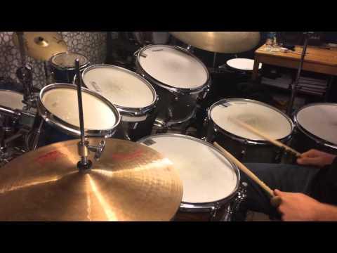 YYZ Drum Fills - Dave Johnstone
