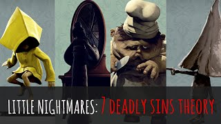 Little Nightmares Story Explained: 7 Deadly Sins Theory