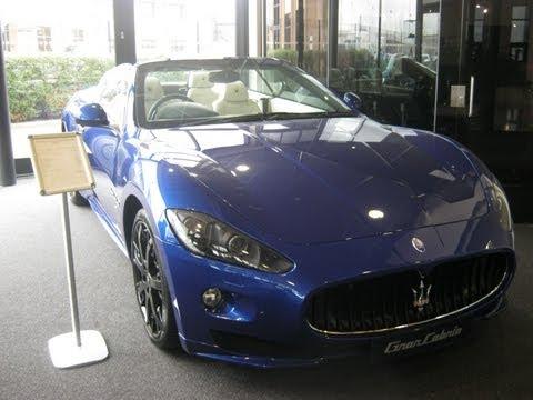 Maserati GranCabrio in depth review