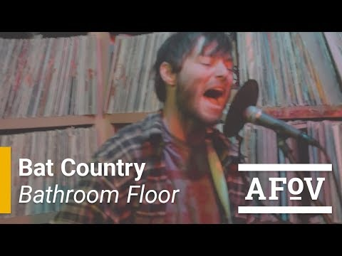 "Bat Country - ""Bathroom Floor"" (A Fistful of Vinyl Sessions) on KXLU 88.9FM Los Angeles"
