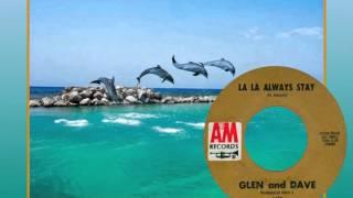 GLEN and DAVE - La La Always Stay (1969) Raggae Classic