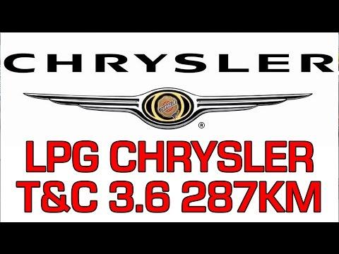 Montaż gazu LPG Chrysler Town and Country 3.6 287KM 211kW 2013r