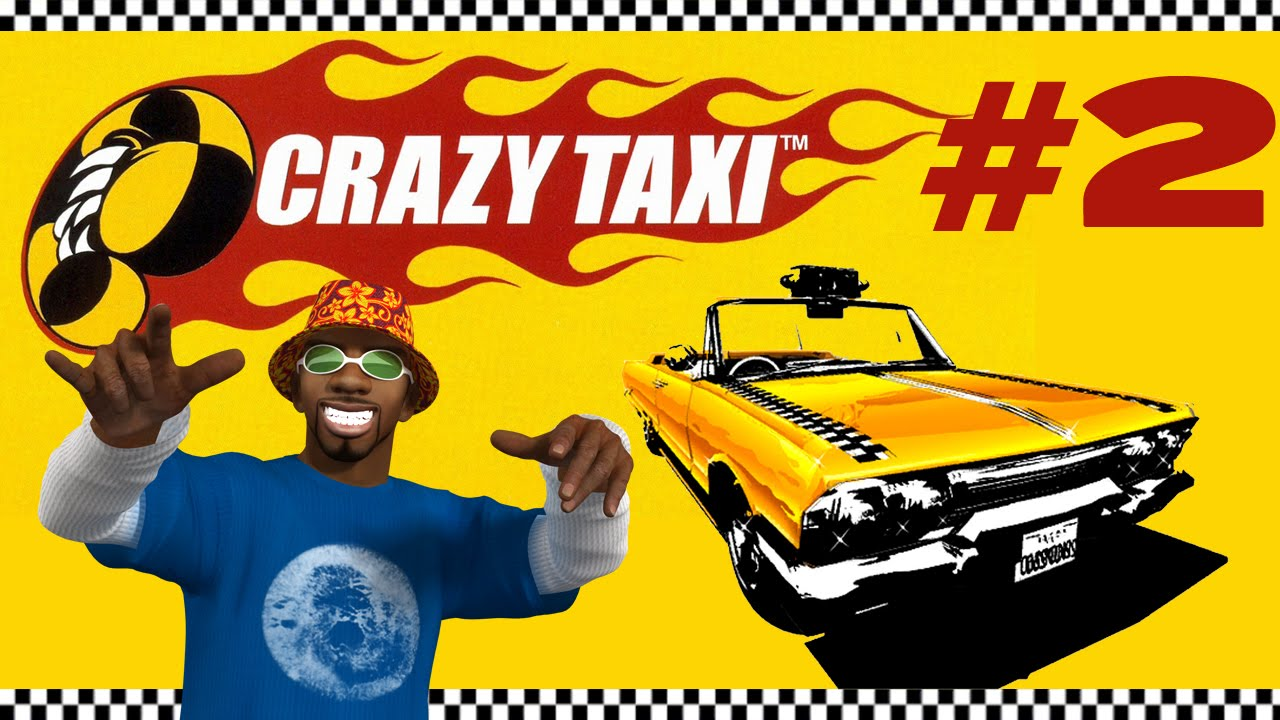 2 Crazy Taxi - Another Day Mode