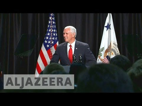 US aims to bolster ties with Latin America allies with VP tour