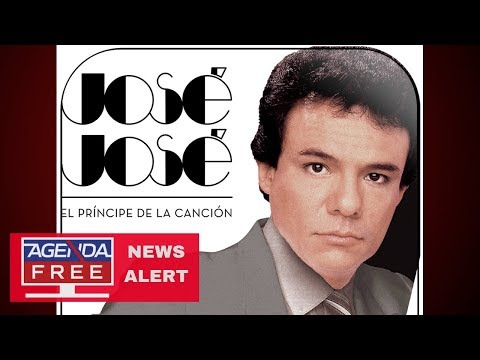 Mexican Singer José José Dead at 71 - LIVE BREAKING NEWS COVERAGE