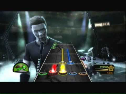 Guitar Hero Metallica- Creeping Death Expert Guitar 100% FC