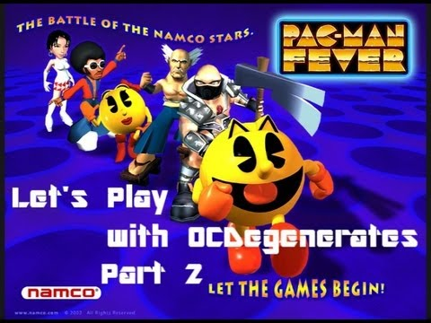 Challenge! - Let's Play Pac-Man Fever (Part 2)