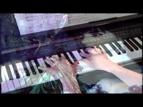 Caribbean Blue -- Enya -- Piano